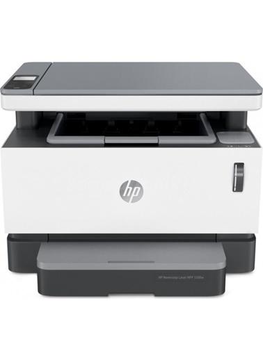 HP Neverstop Laser MFP 1200w Fotokopi Tarayıcı Wi-Fi Tanklı Lazer Yazıcı 4RY26A Renkli